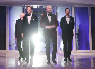 Noche de gala por la llegada de Breitling a China