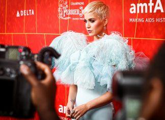Katy Perry es la cantante mejor pagada de 2018