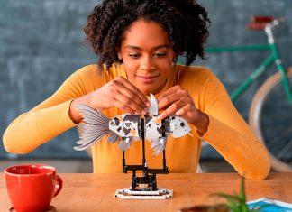 LEGO lanza la primera colección para adultos