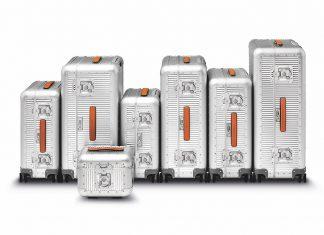 FPM Milano rejuvenece sus maletas y baúles de viaje con la colección Bank