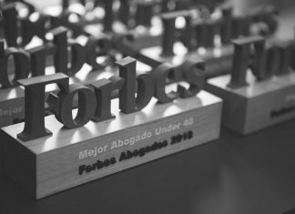 Nominados Premios Forbes Abogados 2019