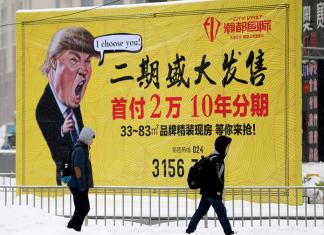 El farol de EE UU con China