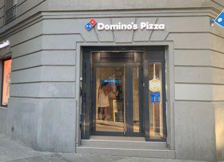 300 tiendas y 10 años de Domino's Pizza