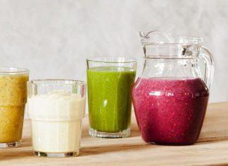 Cómete la semana a zumos (y bórrate del estrés, el insomnio…)