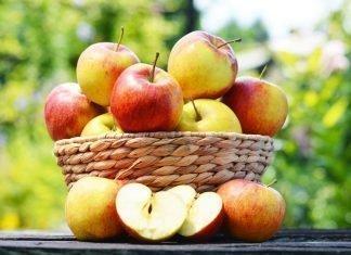 ¿La fruta? Mejor con piel