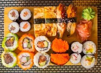Gari: la cosa naranja que está en mi bandeja de sushi