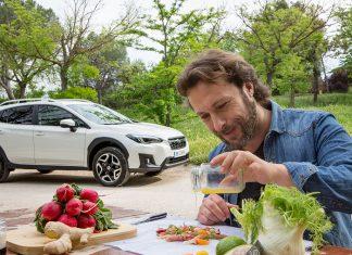 Pablo Albuerne, un chef 'offroader'