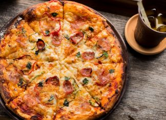 Dos físicos encuentran la ecuación de la pizza perfecta