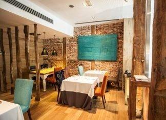 Lúa, cocina tradicional gallega del siglo XXI