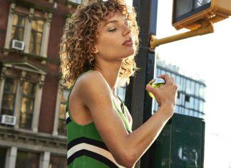 Alicia Herbert, así es la nueva cara de Be Delicious de DKNY