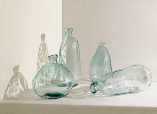 Decora con vidrio 100% reciclado