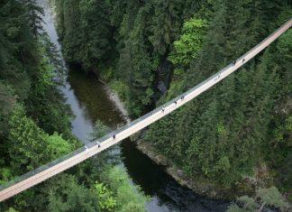 8 puentes no aptos para miedosos