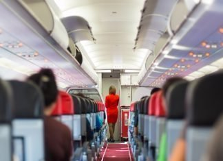 Los seis peores pasajeros que te encontrarás en un avión