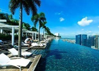 Las mejores piscinas de hotel del mundo