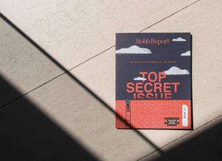 Robb Report presenta su nuevo diseño de revista acompañados de Cosentino City
