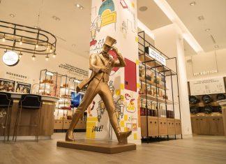 Johnnie Walker llega a Madrid con su primera tienda 'flagship'
