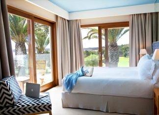 Un hotel que preserva el paraíso de Formentera