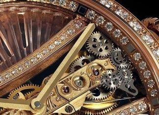 Arquitectura en un reloj