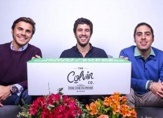 Marc Olmedillo, de Colvin: flores que cuentan historias