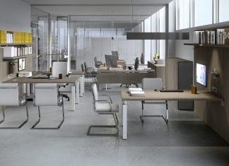 La oficina de la semana: Newform Ufficio