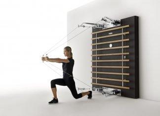 Un gimnasio de diseño para tu hogar
