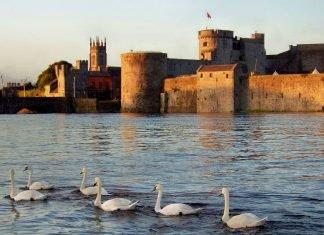 Un recorrido por castillos irlandeses