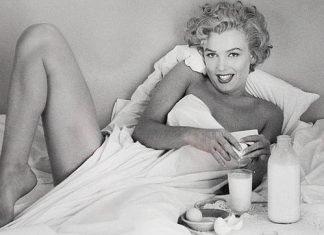 El pijama de Marilyn por Navidad