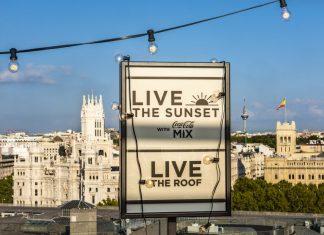 Coca-Cola Mix y Live The Roof ponen punto final a su temporada a lo grande